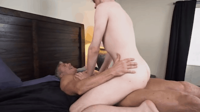 Visit to stepdad new house lead to sexy unexpected things